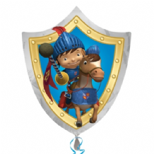 Mike The Knight Large Foil Balloon 1pc